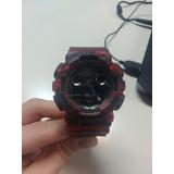 Reloj Casio G-shock Red Camo