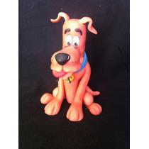 Adorno Torta Scooby Doo Porcelana Fría $ 150 En Belgrano
