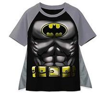 Remera Batman Con Capa Dc Comics Traida De Usa