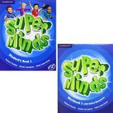 Super Minds 1 - Student´s Book And Workbook + Super Grammar
