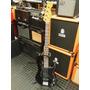 Bajo Sx Vintage Serie Pecision Jazz Bass Fpj 62 Bk Negro 4/c