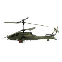 Helicóptero A Radio Control Apache S009 Syma