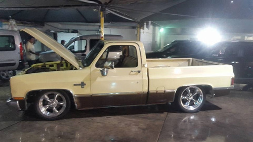 Kit Progresivo One Chevrolet C10 Silverado Trasero 3136 En