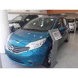 Nissan Note 1.6 Exclusive Cvt Okm - Entrega Inmediata