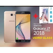 Samsung J7 Prime (2018) 4g 3gb Ram Lect Huellas/libre + Gtia