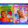 Lote De 2 Revistas Lizzie Mc Guire Album Recuerdos Y Joyas