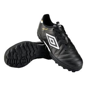 ada994c0a3 Botin Papi Futbol Tapon Fijo Umbro Speciali Club Ngo/bco