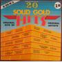 20 Solid Gold Hits - Varios Artistas - Vinilo Importado Usa