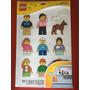 Calcos Stiker Familia Lego Originales The Lego Mamily