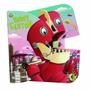 Cuento Gloton Abre La Boca Libro Movimiento Dino Robot Tibur