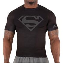Remera Crossfit Gym Superman  A Rage Entrenamiento Deportiva