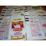 Sachets De Leche Vacios X 10 Unidades-manualidades-reciclaje