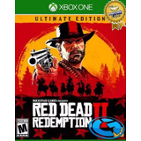 Red Dead Redemption 2 Ultimate / Xbox One / Digital Offline