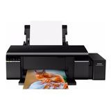 Impresora Fotografica Epson L805 Sist Continuo Cd Dvd 12c