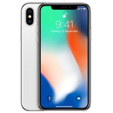 Apple Iphone X 256gb Face Id Oled Silver Envios Todo El Pais
