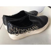 Zapatillas Panchas De Mujer Sofia Sarkany Numero 35