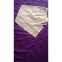 Pantalon Recto De Mujer Tiro Medio Marca Chatelet T 44