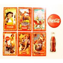 Imanes Coca Cola Memorabilia X 8