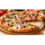 Diez Pizzas (lunch Para 20 Personas). Económico.