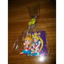 Sailor Moon Souvenirs X 15 Unidades +invitaciones X 20