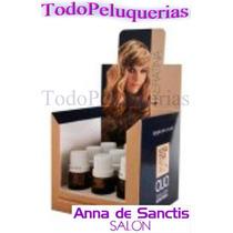 Olio Keratina Pelo + Pelo Anna De Sanctis X 15 Ml Ampolla
