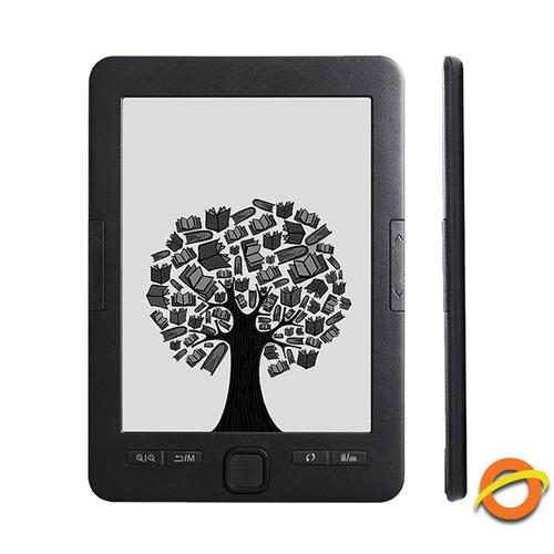 Ereader Ebook De 6 Pulgadas Daza 4gb Pdf Reader