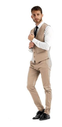 f52481b3 Chaleco Con Chupín Y Zapatos De Vestir Hombre Import Usa