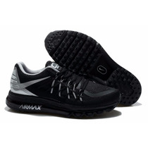 Zapatillas Nike Air Max 2015 Hombre Talle 45 Ar. Originales