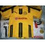 Camiseta Borussia Dortmund Adulto 2016/17