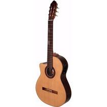Guitarra C/ Corte Y Eq Fonseca 40kec Zurdo Audiomasmusica