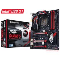 Placa Madre Gigabyte Z170x-gaming 5