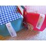 Cubos Blandos Didácticos Para Bebés Con Sonajero