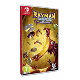 Rayman Legends Definitive Edit Juego Físico Nintendo Switch