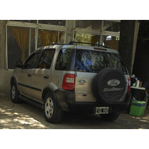 Ecosport Xls Full Nafta/gnc Impecable!! 70.000$