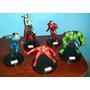 Lote Figuras Iron Man, Daredevil, Thor, Hulk, Ciclope Loose