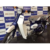Motomel Go Vintage 125, Tipo Econo Power, Modelo Retro!