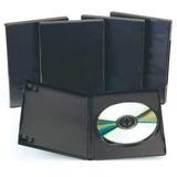 Cajas De 7mm Slim Para Dvd X 100 Unidades
