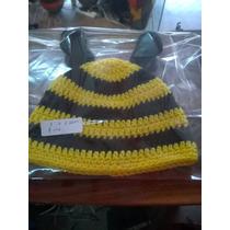 Gorros Tejidos A Crochet De Niños