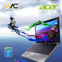 Netbook Acer I7-7500u 8gb Ram 1tb 15.6 Windows 10 Notebook