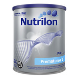 Leche De Fórmula En Polvo Nutricia Bagó Nutrilon Prematuros 2 En Lata De 400g