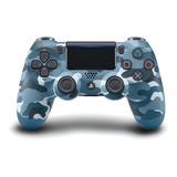 Joystick Sony Dualshock 4 Blue Camo