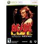 Juego Xbox 360 Ac Dc Live Rock Band Ntsc Original