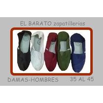 Alpargatas Confortables Entre Rios Originales