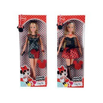 Minnie Mouse Party Chic Muñecas Disney Original Tv