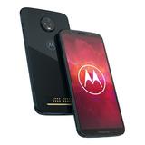 Celular Motorola Moto Z3 Play 4gb+64gb Libre Gtia. Cuotas!!