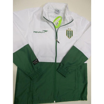 Campera Rompeviento Banfield Penalty Adulto Lavalledeportes