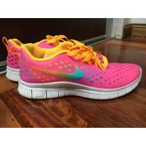Zapatillas Nike Mujer Free Express 5.0 Running 4.5y Us/36.5