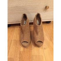 Zapatos Urban Outfitters! Importados De Gamuza Talle 38