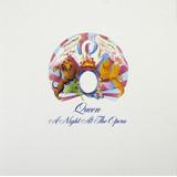 Queen A Night At The Opera Vinilo  Lp Importado Nuevo Stock