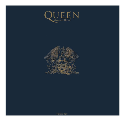 Queen Greatest Hits 2  Vinilo Doble 180 Gr Nuevo Importado